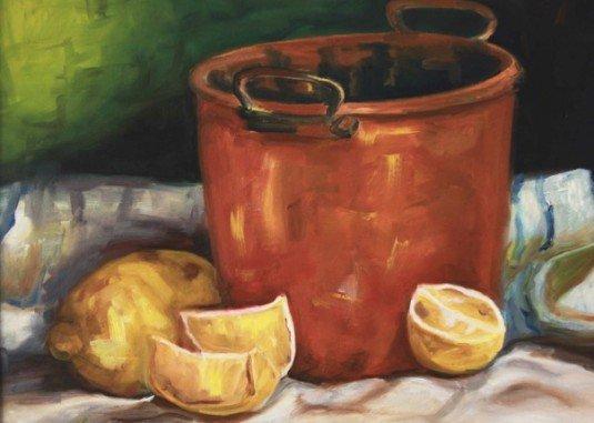 Copper & Lemons